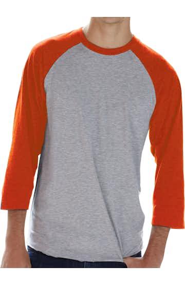 LAT 6930 Vintage Heather/Vintage Orange