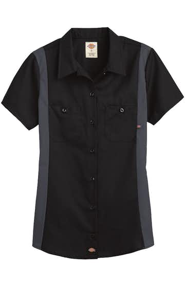 Dickies FS524 Black/ Charcoal