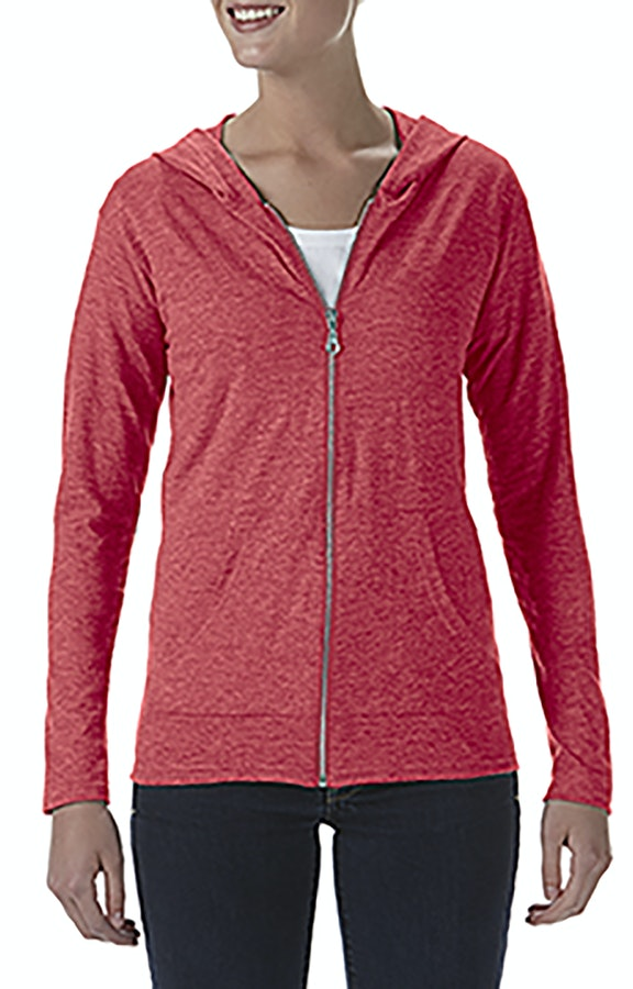 Anvil 6759L Heather Red