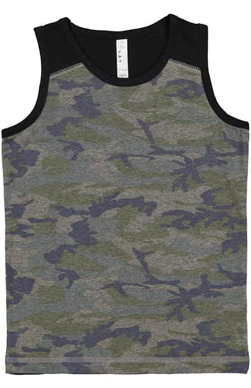 LAT (SO) 6119 Vintage Camo / Black