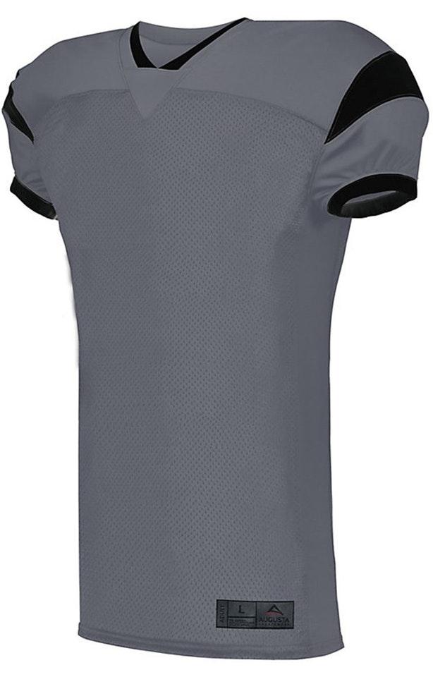 Augusta Sportswear 9582AG Graphite / Black