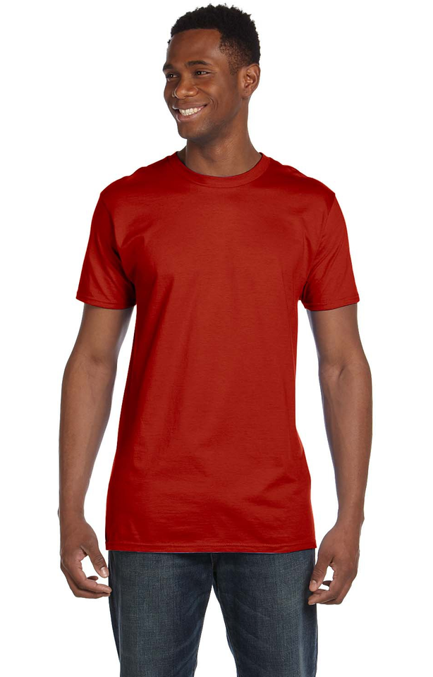 Hanes 4980 Deep Red