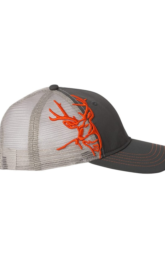 Dri Duck 3307 Graphite/ Orange