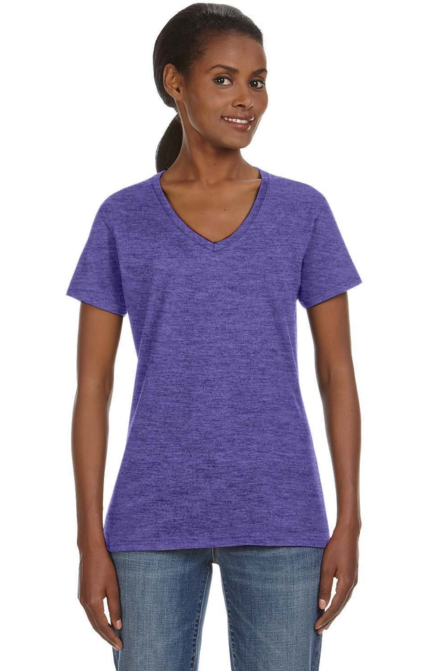 Anvil 88VL Heather Purple