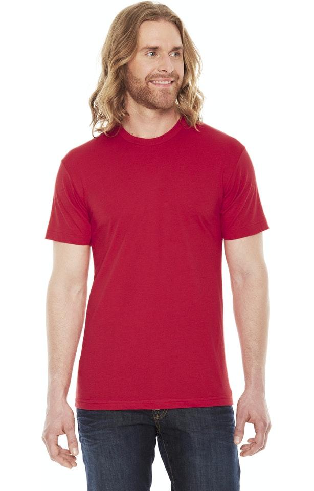 American Apparel BB401 Red