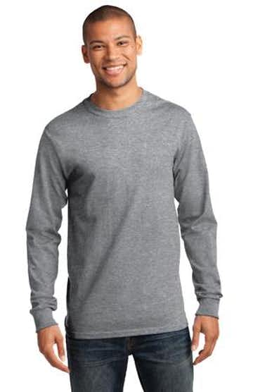 Port & Company PC61LST Athletic Heather