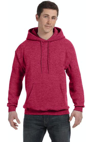 Hanes P170 HEATHER RED