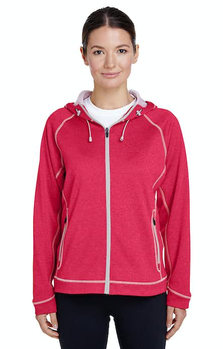 Team 365 TT38W Sport Red Heather/Sport Silver