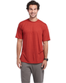 Delta 11001 Athletic Red Heather