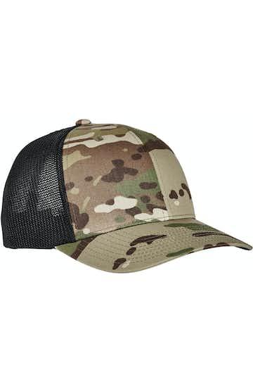 Yupoong 6511MC Multicam
