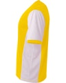 A4 B017AR Safety Yellow / White