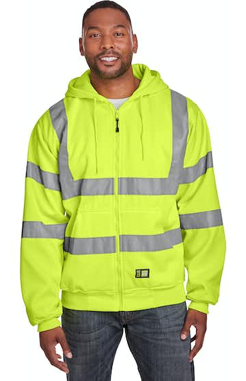 Berne HVF021 High Vis Yellow