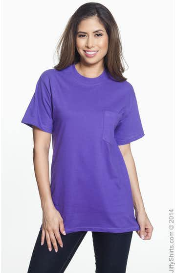 Hanes 5190P Purple