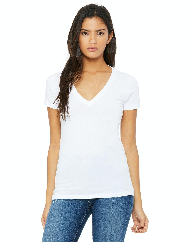 Bella+Canvas B6035 White