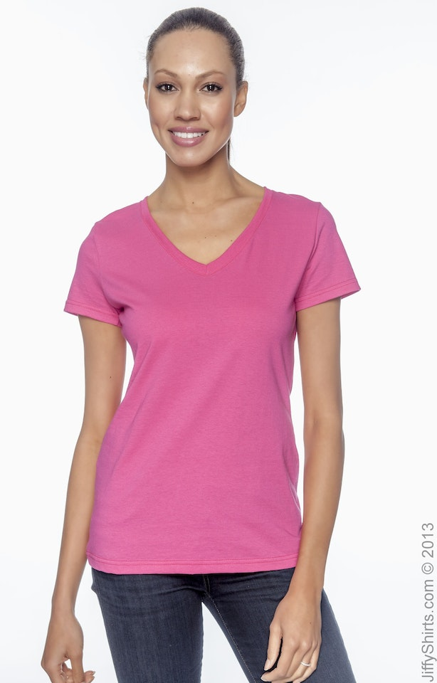 Fruit of the Loom L39VR Cyber Pink