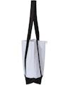 Liberty Bags LBMS7003 White / Black
