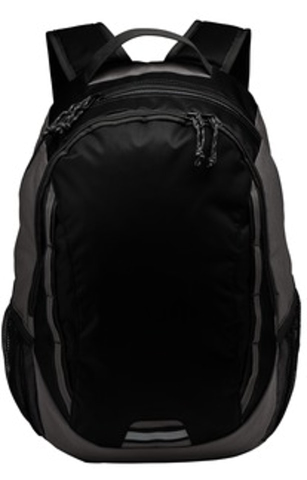 Port Authority BG208 Black / Dark Charcoal
