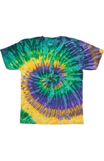 Tie-Dye CD100Y Mardi Gras