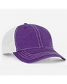 Pacific Headwear 0V67PH Purple/White