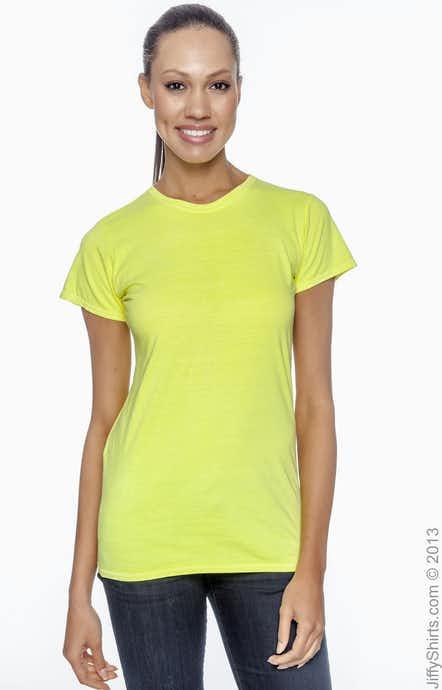 Comfort Colors C4200 Neon Yellow