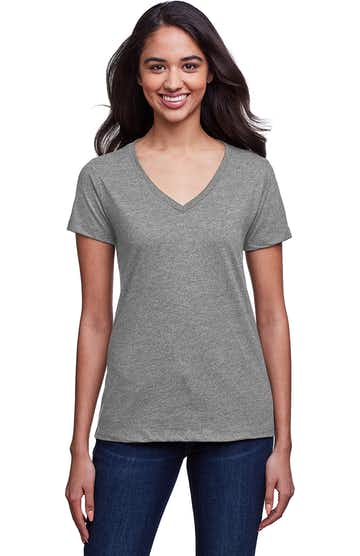 Next Level N4240 DRK HEATHER GRAY