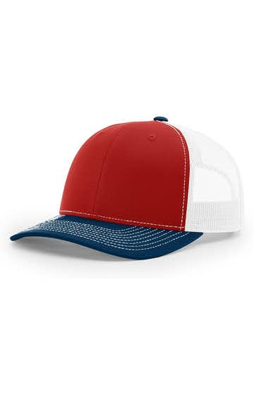 Richardson 112 Red / White / Navy