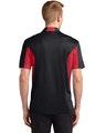 Sport-Tek ST655 Black / Red