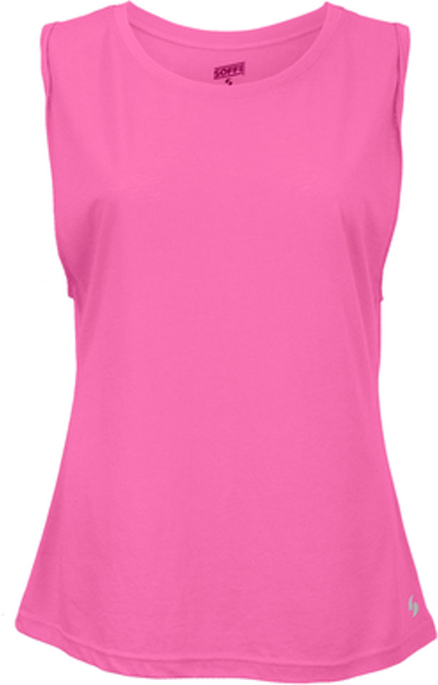 Soffe S6552GP Neon Pink