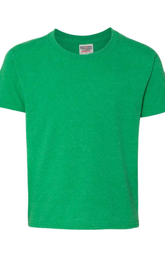 Jerzees 29B Irish Green Heather