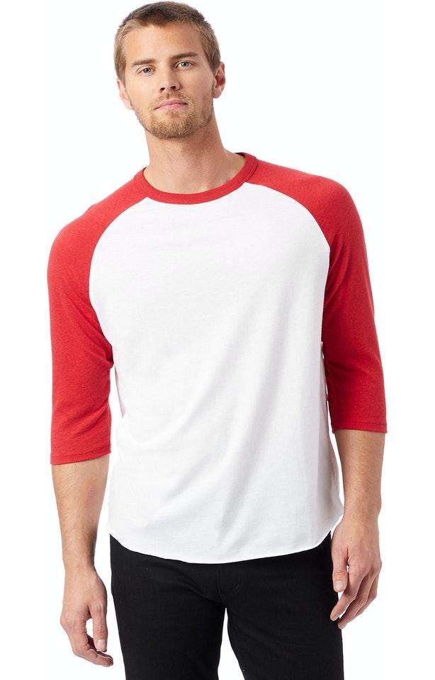 Alternative 5127BP White/ Red