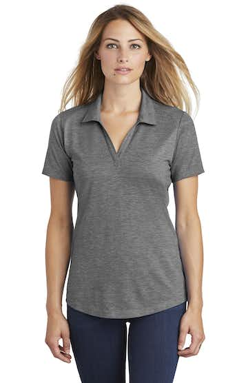 Sport-Tek LST405 Dark Gray Heather