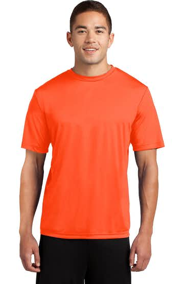 Sport-Tek TST350 Neon Orange