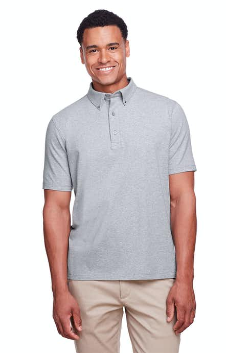 UltraClub UC105 HEATHER GREY