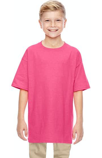 Gildan G500B Safety Pink