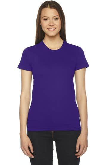 American Apparel 2102W Purple