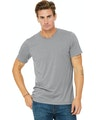 Bella + Canvas 3413C Athletic Gray Triblend