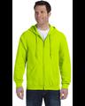 Gildan G186 High Viz Safety Green
