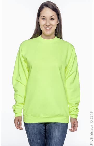 Hanes P1607 High Viz Safety Green