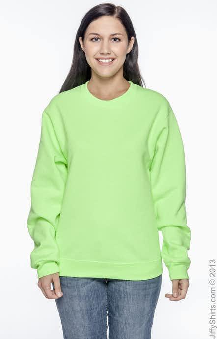 Jerzees 562 Neon Green