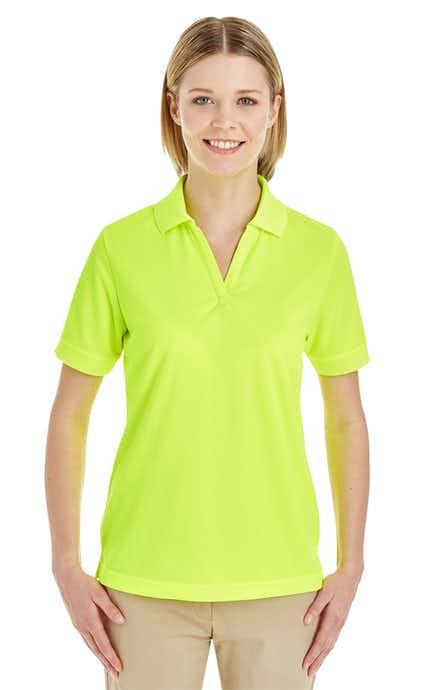 Ash City - Core 365 CE100W Safty Yellow 691