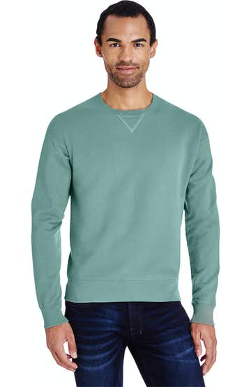 ComfortWash by Hanes GDH400 Cypress Green