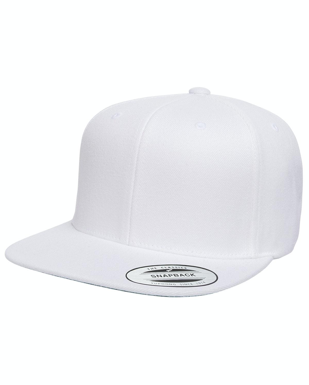Yupoong 6089 White