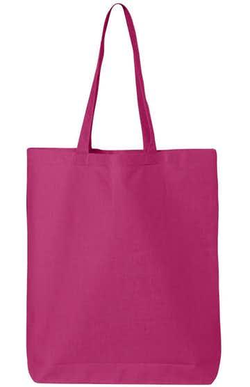 Q-Tees QTBG Hot Pink