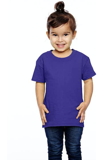 Fruit of the Loom T3930 Purple
