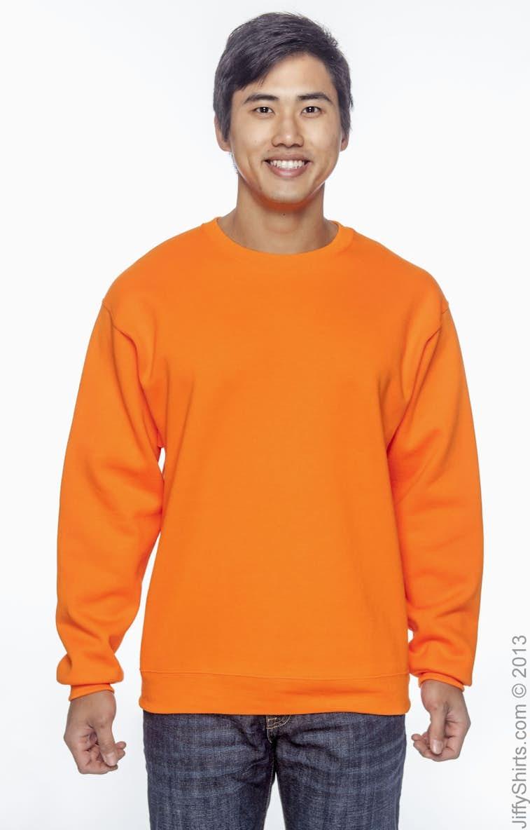 a8b23e4d Jerzees 4662 Adult 9.5 oz. Super Sweats® NuBlend® Fleece Crew -  JiffyShirts.com