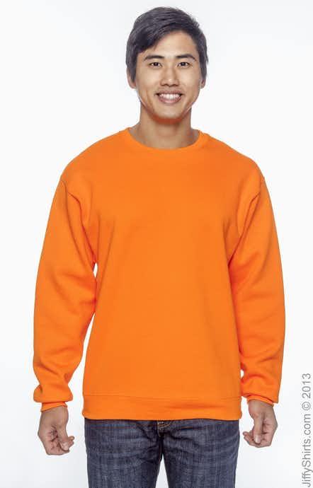 Jerzees 4662 High Viz Safety Orange