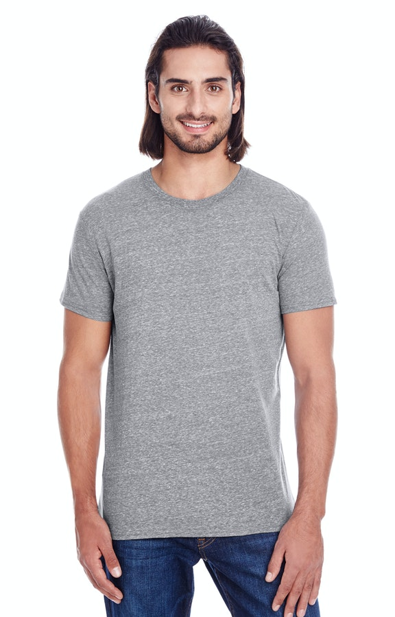 Threadfast Apparel 102A Grey Triblend
