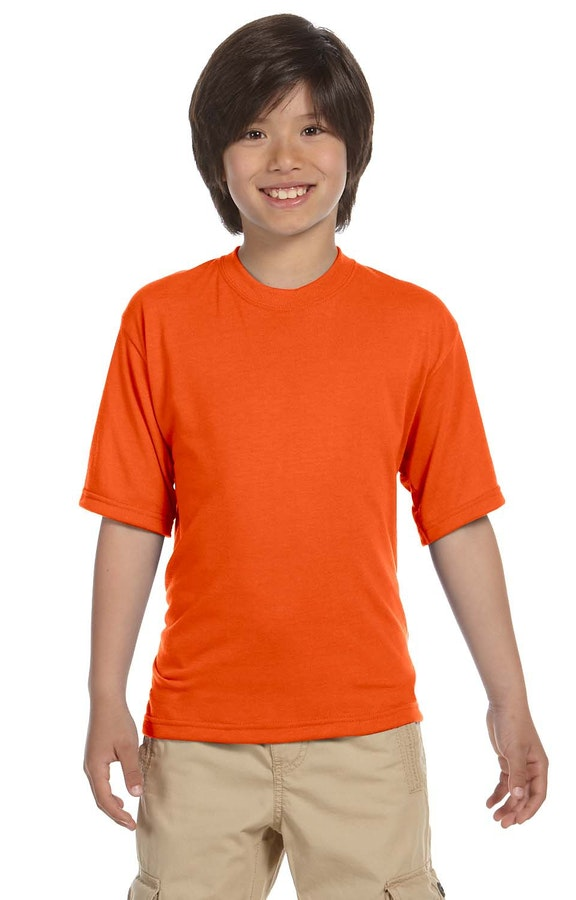 Jerzees 21B High Viz Safety Orange