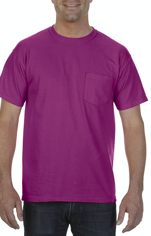 Comfort Colors 6030CC Boysenberry