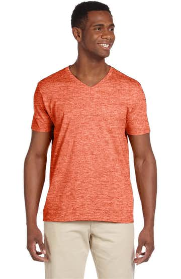 Gildan G64V Heather Orange